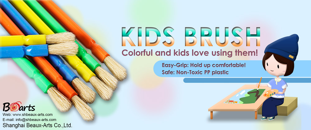 Promotion October: New Product Kids Brush