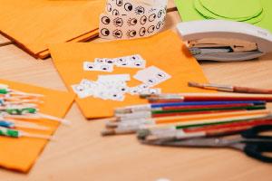Art and Craft Brushes